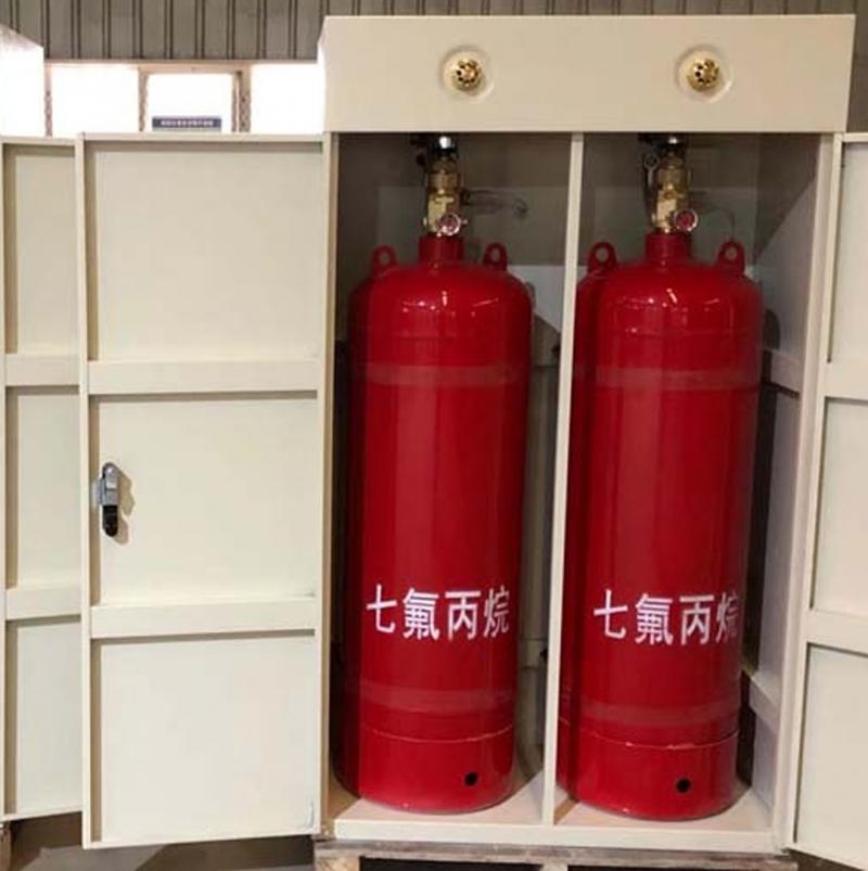 柜式七氟丙烷气体灭火装置优势!